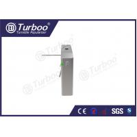 Buy cheap Smart Waist High Turnstile Provided Automatically Card Collection Function product