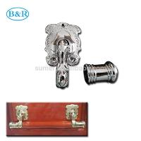 Buy cheap H057 Nice quality Australia style handle for coffin metal coffin handles china  manufacturer product