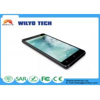 Buy cheap Mt6580 Quad Core Processor Cell Phones 1gb Ram 8gb Rom 8.2mm Thickness product