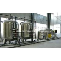 Buy cheap Pure Water Mineral Water Purification Treatment product