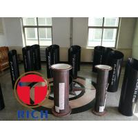 Buy cheap Api 5ct Ms Round Seamless Welded Pipe , Erw Casing Q235 Mechanical Steel Tubing product