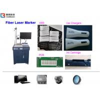 Buy cheap Fiber Laser marking/ engraving/printing Machine For all Metal Materials product