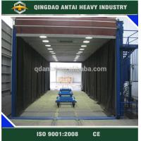 Buy cheap Blasting booths made in china market used for large scale parts product