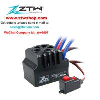 Buy cheap ZTW Beast SL 45A 1:10/1:12 Brushless Car ESC for RC Car product
