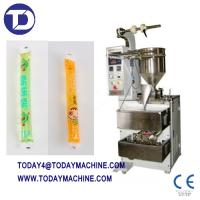 Buy cheap Liquid Packing Machine/Syrup, honey, jam, ketchup, shampoo, liquid pesticide packing machine product