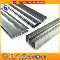 Buy cheap Customized Length Anodized Aluminum Profiles For Windows And Doors product