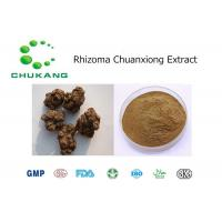 Buy cheap Rhizoma Chuan Xiong Powdered Herbal Extracts Promoting Blood Circulation product