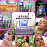 Buy cheap Professional water oxygen peeling machine Hydro Microdermabrasion hydra facial Skin Care Cleaner Spa Dermabrasion product
