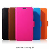 Buy cheap DOORMOON Wallet PU Leather Phone Case For SAMSUNG Galaxy S5 G900 SM-G900 product