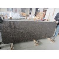 Buy cheap Commercial Brown Granite Tile Slabs Multi Function Supreme Strength product