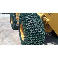 Quality tyre protection chian for mining/underground/metal/slag/quarrying for sale