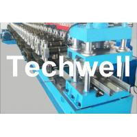 Buy cheap CE Cold Roll Forming Machine for Sigma Shape /  Sigma Purlin / Sigma Post / Guardrail Post product