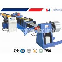 Buy cheap Durable C Purlin Forming Machine Single Station 3T High Frequency product