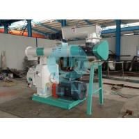 Buy cheap Small Scale Ring Die Feed Pellet Mill / Livestock Feed Pellet Machine 4 Ton Per Hour product