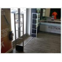 Buy cheap EAS RF Mono Anti Theft Security Gates , 8.2mhz Anti Theft Systems For Retail Stores product