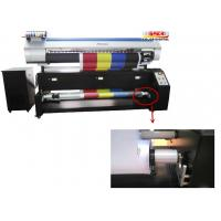 China Flag Printing Machine Use Sublimation Waterbased Ink Directly On Polyester wholesale