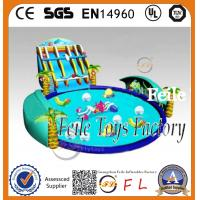 Buy cheap 2015Recent Popular Giant Inflatable Water Park Equipment Price product