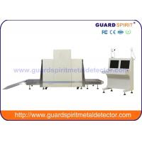 Buy cheap Airport Security X Ray Scanner For Cargo Inspection Machine GUARD SPIRIT XJ10080 product