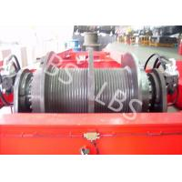 Buy cheap Customized Windlass Winch For Lifting And Dragging Ship / Heavy Object product