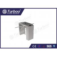 Buy cheap Heavy Duty Bidirectional Tripod Turnstile Gate Double Machine Core Stainless Steel product