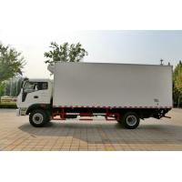71323a59ce ... Quality 8 Ton   10 Ton FOTON Refrigerated Truck Box Freezer Van With  Lifting Plate for