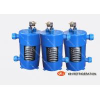 Buy cheap Titanium Freon Water Aquarium Heat Exchanger , Sea Water Condenser Corrosion Resistant product