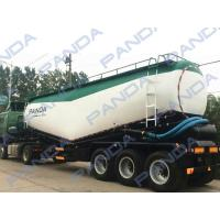 China 2016 Top Ranking Bulk Cement Tank Semi Trailer /Cement Powder Tanker Transport For Sale wholesale