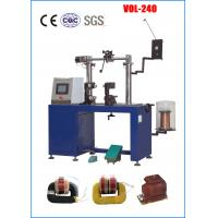 Buy cheap low price automatic voltage transformer coil winding machine from wholesalers
