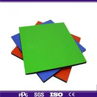 Buy cheap Exterior 4mm PVDF aluminum cladding sheet/color sheet of ACP product