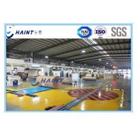 Buy cheap Corrugated Parent Roll Automatic Handling Systems And Board Handling Line High Efficiency product