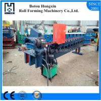 Buy cheap Door Frame Shutter Door Roll Forming Machine Cr12 Cutting Blade 40mm Shaft product