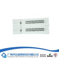 Buy cheap Tamper Evident DR AM labels For Clothing , EAS Soft Label Water-proof Jewellery Tags product