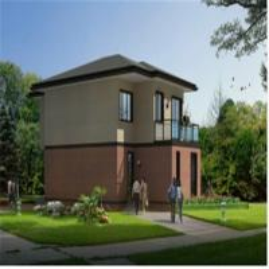 Buy cheap Low Cost Prefab House Light Steel Villa for Sale Light steel villa product