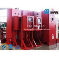 Buy cheap UL FM Approved Fire Pump Controller IP54 For Diesel Engine Drive Pump product