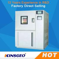 China KJ-9033 Temperature Humidity Test Chamber With PLC Touch Screen Controller on sale