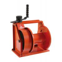 China  Heavy Duty Hand Lifting Winch For Hoist 250kg , Brake Hand Winch  for sale