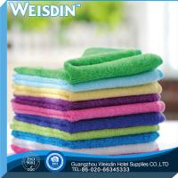 Quality comfortable 5 star hotelused 100% cotton white japanese hand towel for sale