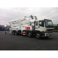 Buy cheap ISUZU Concrete Pump Trucks Delivery Equipment product