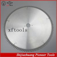 Buy cheap 300mm tungsten carbide circular saw blade for cutting aluminum from wholesalers