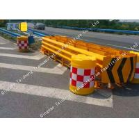 Buy cheap Road Block Crash Cushion Attenuator Powder Coated ISO9001 Certification product