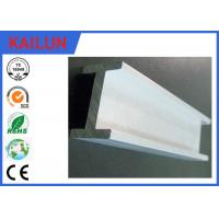 Buy cheap 6000 Series Aluminium I Beam Sections , Home Decoration / Building Structural Aluminium H Beam product