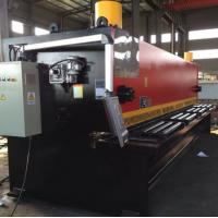 Buy cheap CNC Hydraulic Guillotine Steel Plate Shearing Machine  40 x 3200 mm product