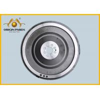 Buy cheap 1123312580 ISUZU Flywheel For CXZ81K 10PD1 Round Shape Metal Material product