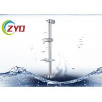 Buy cheap Silver / Other Color Bathroom Shower Sets For Hotel / Home Three Functions product