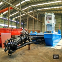 Buy cheap 450mm Suction 2500m3/H River Sea Mining Sand Dredger product