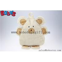 "Buy cheap 11.8""Lovely Beige Bear Children's Backpack Bos-1236/30cm product"