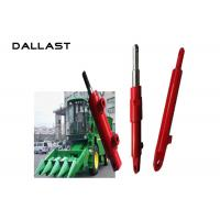 Buy cheap Dump Truck Hydraulic Cylinder 45# Steel Material , Double Rod Hydraulic Cylinder product