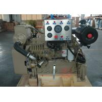 Buy cheap Standard Size Marine Engine Assembly , 6BT5.9 C170 Truck Engine Assembly product
