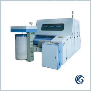 Buy cheap New design Hijoe cotton carding machine product