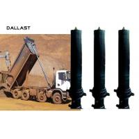 Buy cheap Long Stroke Single Acting Hydraulic Dump Truck Telescopic Cylinder 20 Stroke product